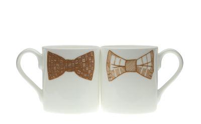 Simon Luke Bow Tie Mug