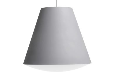 Sinker Pendant Light Dusty Grey, Large