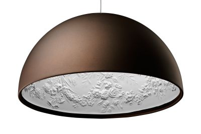 Skygarden Pendant Light S1, Matt Rusty Brown, HSGS