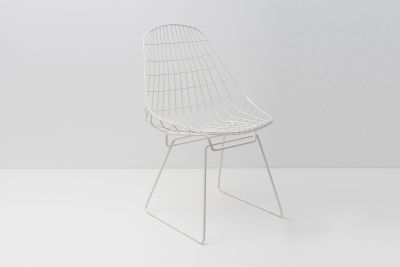 SM05 Dining Chair Paper White