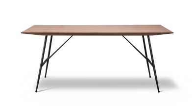 Soborg Table Walnut veneer