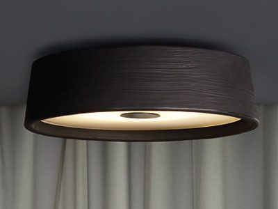 Soho C Ceiling Light Marset - Black