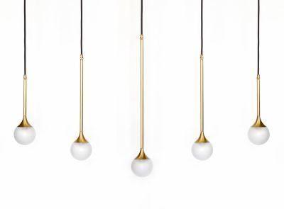 Solo 5 Suspension Light Brass