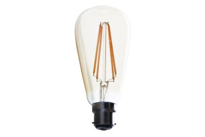 Squirrel Cage LED Light Bayonet