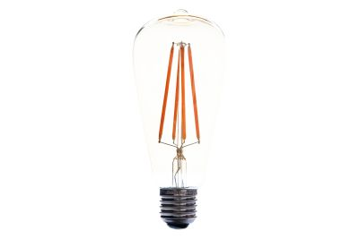 Squirrel Cage LED Light Screw Base
