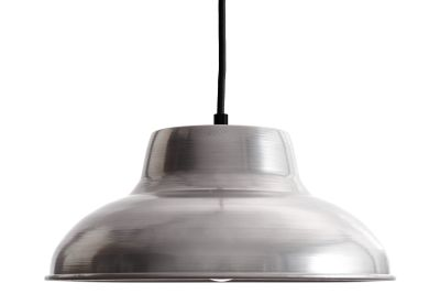 ST006 Industrial Pendant Light Black Cable