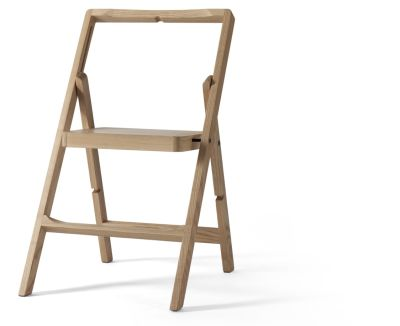Step Stool Oak