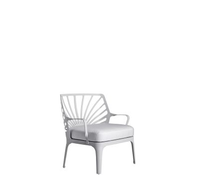 Sunrise Armchair White