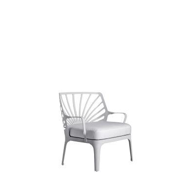 Sunrise Armchair White