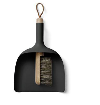 Sweeper & Funnel Black