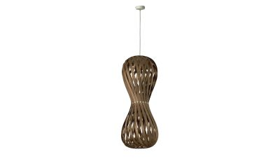 Swing 30/70P Pendant Light Walnut
