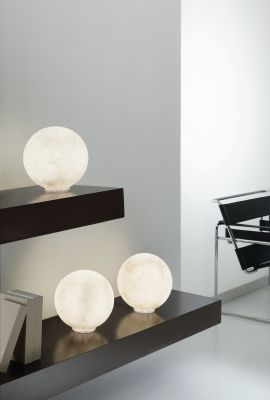 T Moon 1 Table Lamp Diameter 25cm