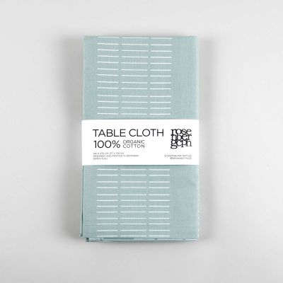 Table Cloth Dash aqua