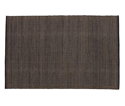 Tatami Rug Black, 300 x 400 cm