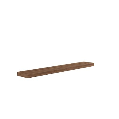 Teak Wall Shelf 135 x 22 x 5 cm