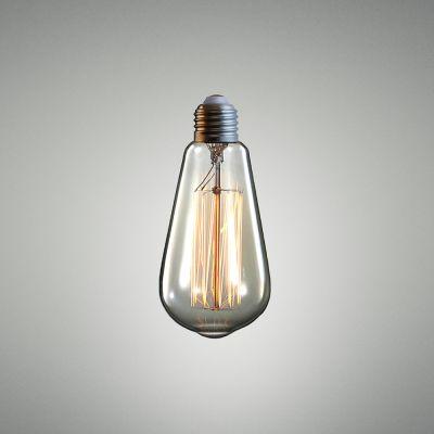 Teardrop Bulb Clear