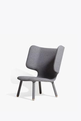 Tembo Lounge Chair Uniform Melange Aloe 90