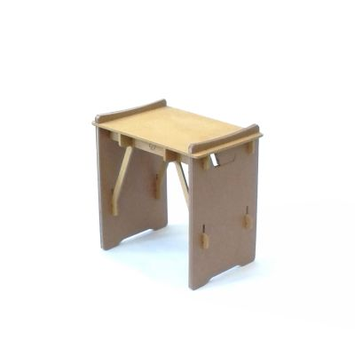 Tempo Stool Yellow