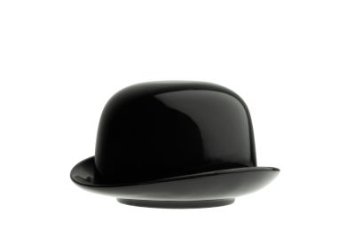 Thompson Top Hat Sugar Bowl Black