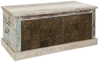 Tila Blanket Box