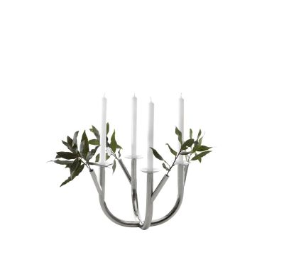 Together Candleholder Steel