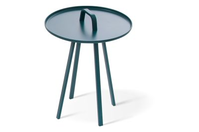 Tor Side Table Petrol
