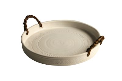 Tray with Akebia Handles