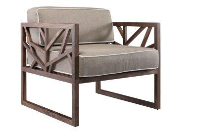 Tree Lounge Chair Walnut