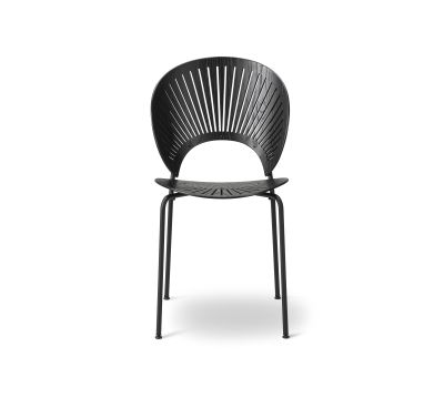Trinidad Chair Stackable NOS Chrome, Chrome