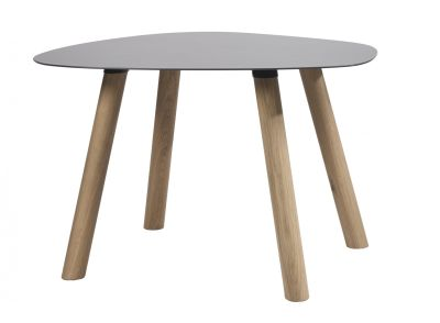 Turtle Table 45 Dark Grey