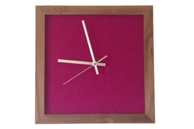 Tweed Wall Clock Betty