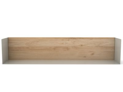 U Shelf Light Grey, Large