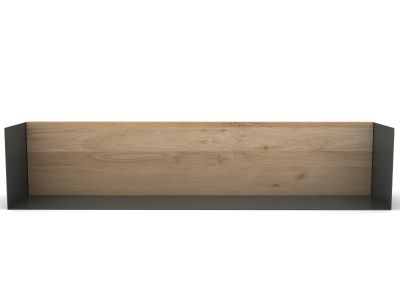 U Shelf Dark Grey, Large