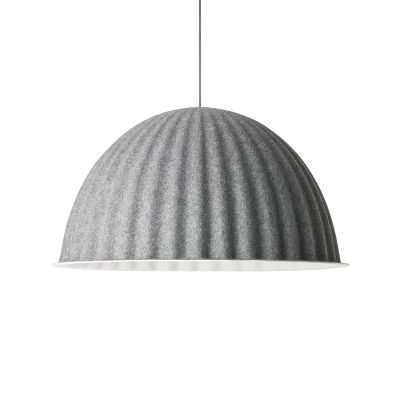 Under The Bell Pendant Lamp Grey