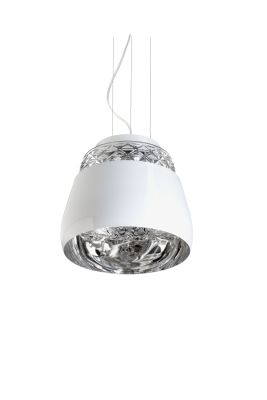Valentin Pendant Light White