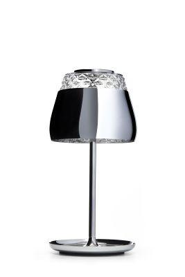 Valentine Table Lamp Chrome
