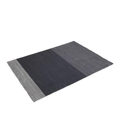 Varjo Rug Dark Grey, 170 x 240