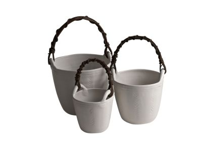 Vegetable Bucket Set of 3