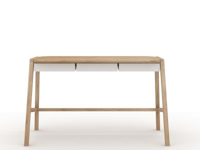 Verso Desk White