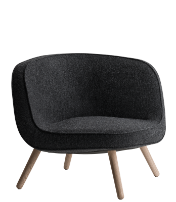 Via57 Lounge Chair Steelcut Trio 2 105
