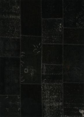 Vintage Patchwork Black