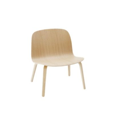 Visu Lounge Chair Oak