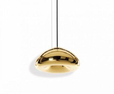 Void Mini Pendant Light Brass