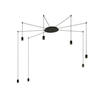 Wireflow Free Form Pendant Light - 7 LEDs Non-included