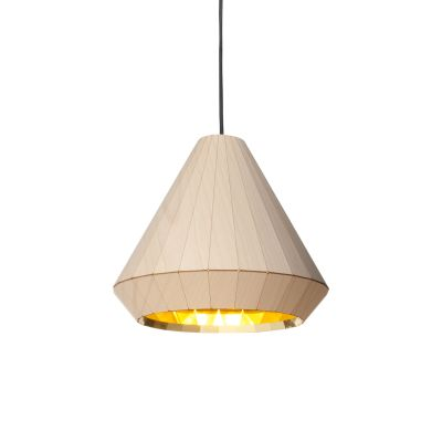 WL-25 Wooden Pendant Light