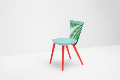 WW Chair Colour Series Limited Edition. H Furniture