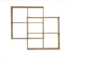 X2 Smart Shelf Oak Natural