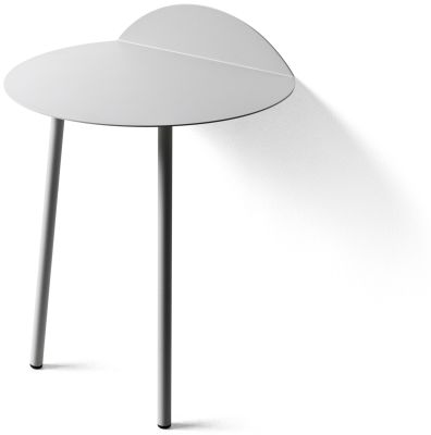 Yeh Wall Table - Ex display Lighte Grey, Low