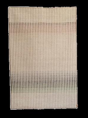 NAMKEEN - oatmeal hand woven rug 120 x 180cm