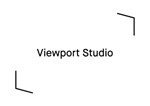 Viewport Studio logo